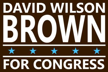 David Wilson Brown for Congress